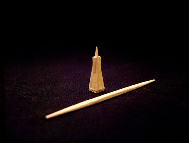 14095581851417 toothpick art transamerica Who would Imagine a Single Toothpick could build all these structures!! Eiffel Tower is Terrific..