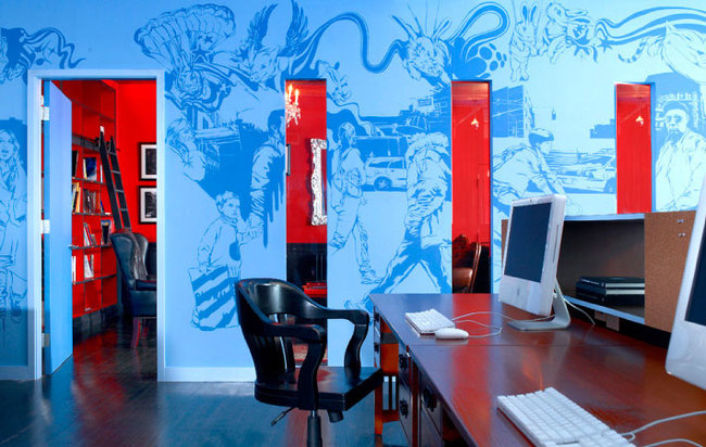 14095584449352 desktop 1406832880 These cool office designs can make even the dullest task fun!