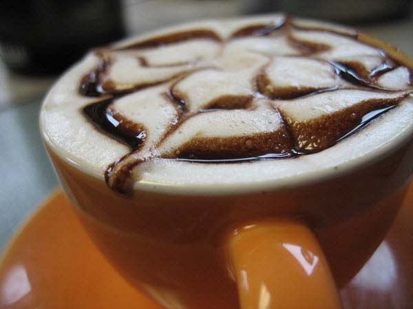14095592755735 latte art2 These 23 Latte Images are a treat for Coffee Lovers. Warning: DO NOT DRINK!!