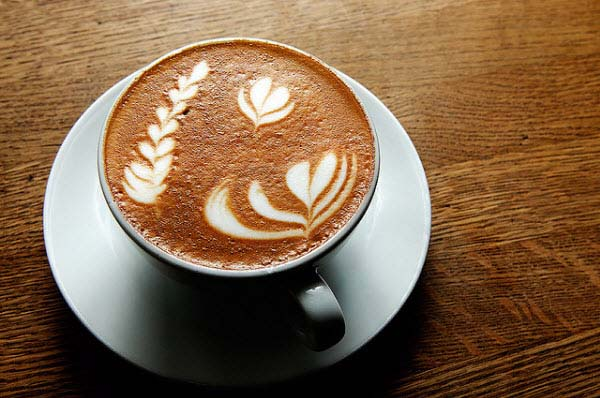 14095592764246 latte art16 These 23 Latte Images are a treat for Coffee Lovers. Warning: DO NOT DRINK!!