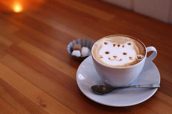 14095592766921 latte art20 These 23 Latte Images are a treat for Coffee Lovers. Warning: DO NOT DRINK!!