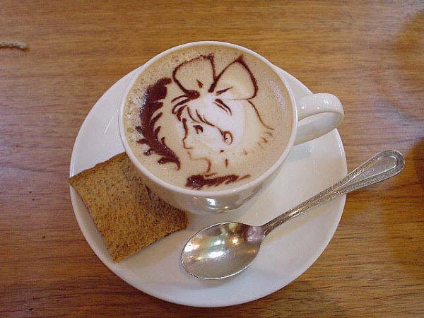 14095592767268 latte art15 These 23 Latte Images are a treat for Coffee Lovers. Warning: DO NOT DRINK!!