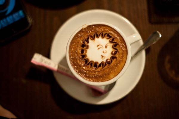 14095592769755 latte art23 These 23 Latte Images are a treat for Coffee Lovers. Warning: DO NOT DRINK!!