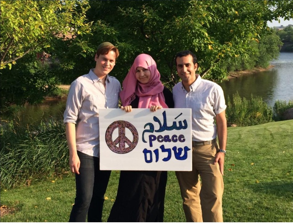 image89 1024x782 Jews and Arabs Refuse to be Enemies Campaign Supported by Thousands
