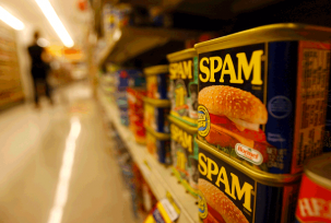 spam sales 303x204 Where Does The Term Spam Come From?