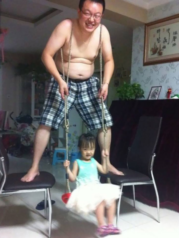 fatherhood youre doing it right 15 guys that get it 5 10 Dads Who Are Doing Fatherhood Correctly