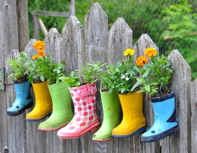 73 980x 20 Creative DIY Flower Pot Alternatives