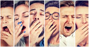Why is yawning contagious?