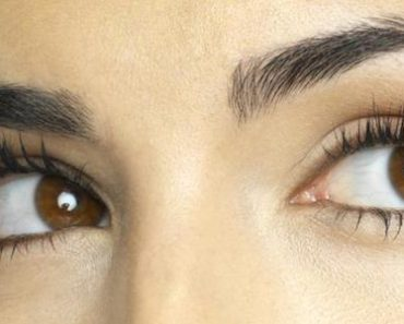 Why do we have eyebrows and eyelashes