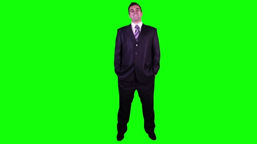 Why are green screens green Why are green screens green?