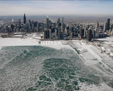 What is a polar vortex?