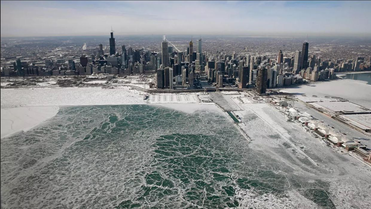 What is a polar vortex What is a polar vortex?